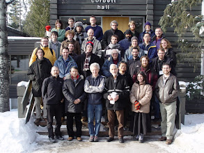 Photo: BIRS 'Combinatorial Game Theory' Workshop (Jan. 20-25, 2008).