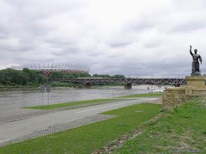 Photo: EN57AKM-?, Warszawa Zachodnia - Mińsk Mazowiecki {szlak Warszawa Śródmieście - Warszawa Wschodnia; 2015-05-21}