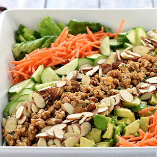 P.F. Chang'S Chicken Lettuce Wraps SALAD Recipe