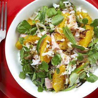 Ham Salad with Wild Rice