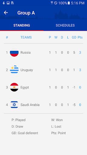 Football World Cup 2018 Russia 1.03 screenshots 4