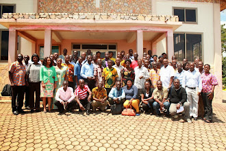 Photo: GROUP PHOTO OF PARTICIPANTS AT THE DECENTRALIZATION WORKSHOP IN JUASO