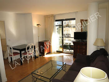 Appartement meublé 2 pièces 36,91 m2