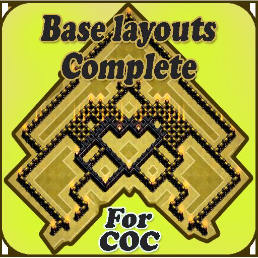 Base Coc Th 9 Unik Dan Kuat 2