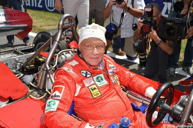 Win nog snel de biografie van Niki Lauda