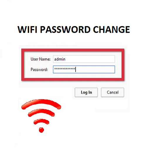 Wifi Password Change Guide Android APK Download Free By Adminapps