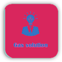 Gas solution icon