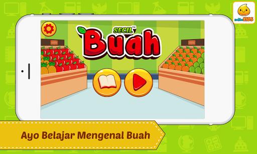 Belajar Buah + Suara  screenshots 1