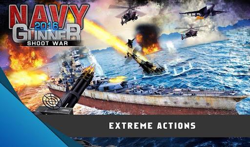 Navy Gunner Shoot War 3D v1.0.2 Mod