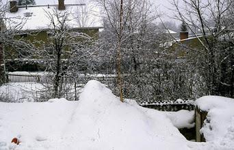 Photo: 1980 Sopukatu talvella