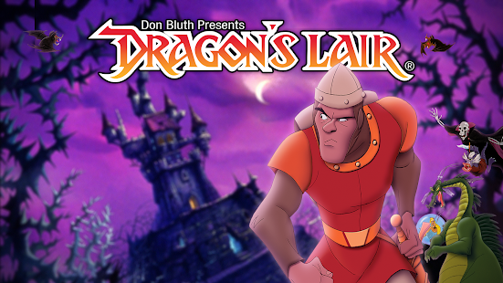 Dragon's Lair Screenshot