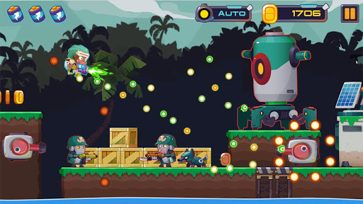 Metal Shooter: Run and Gun screenshot 14