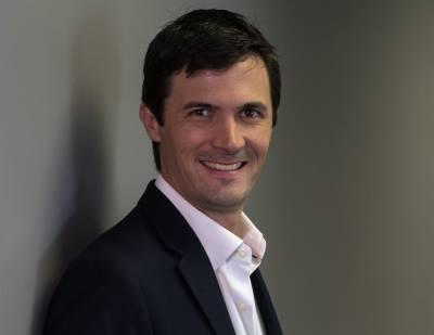Colin Thornton, CFO, Turrito Networks.