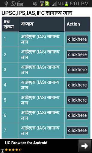 IAS UPSC Quiz 1.2 screenshots 1