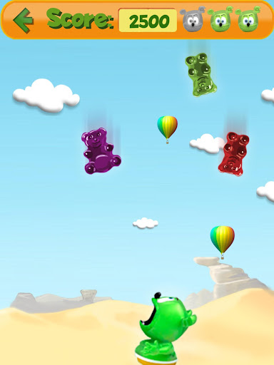 Talking Gummy Free Bear Games for kids 3.2.8.5 screenshots 10