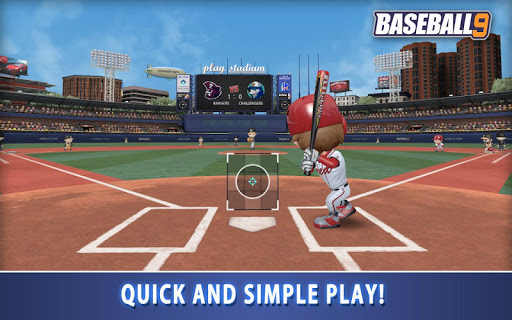BASEBALL 9 1.4.7 screenshots 14
