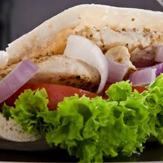 Healthy Chicken Pita Recipes.