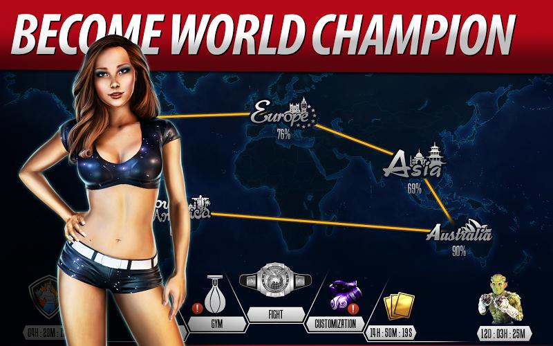 Real Boxing 2 ROCKY Screenshot 8
