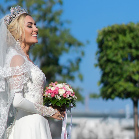 Wedding photographer Dmitriy Usmanov (Usman). Photo of 18.08.2017