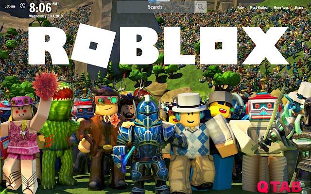 Roblox New Tab Roblox Wallpapers