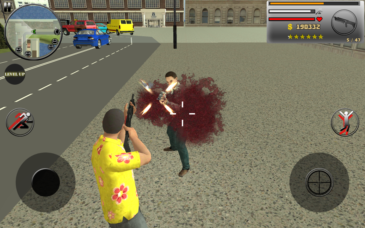 Play Free Gangster Games