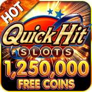 Quick Hit Casino Slots - Free Slot Machines Games icon