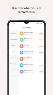 App Mi Community - Xiaomi Forum APK for Windows Phone
