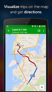 Transit App: Metro, Bus, Bike - screenshot thumbnail
