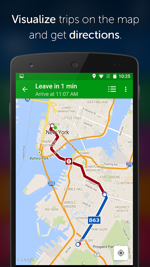Transit App: Metro, Bus, Bike- screenshot