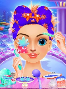 Tải Game Mermaid Princess Makeup Salon