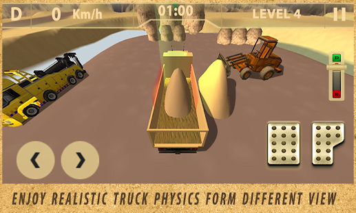 Sand-Transport-Truck-Simulator 4