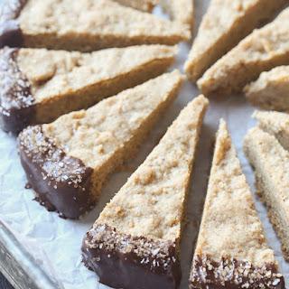 Brown Butter Shortbread Recipe