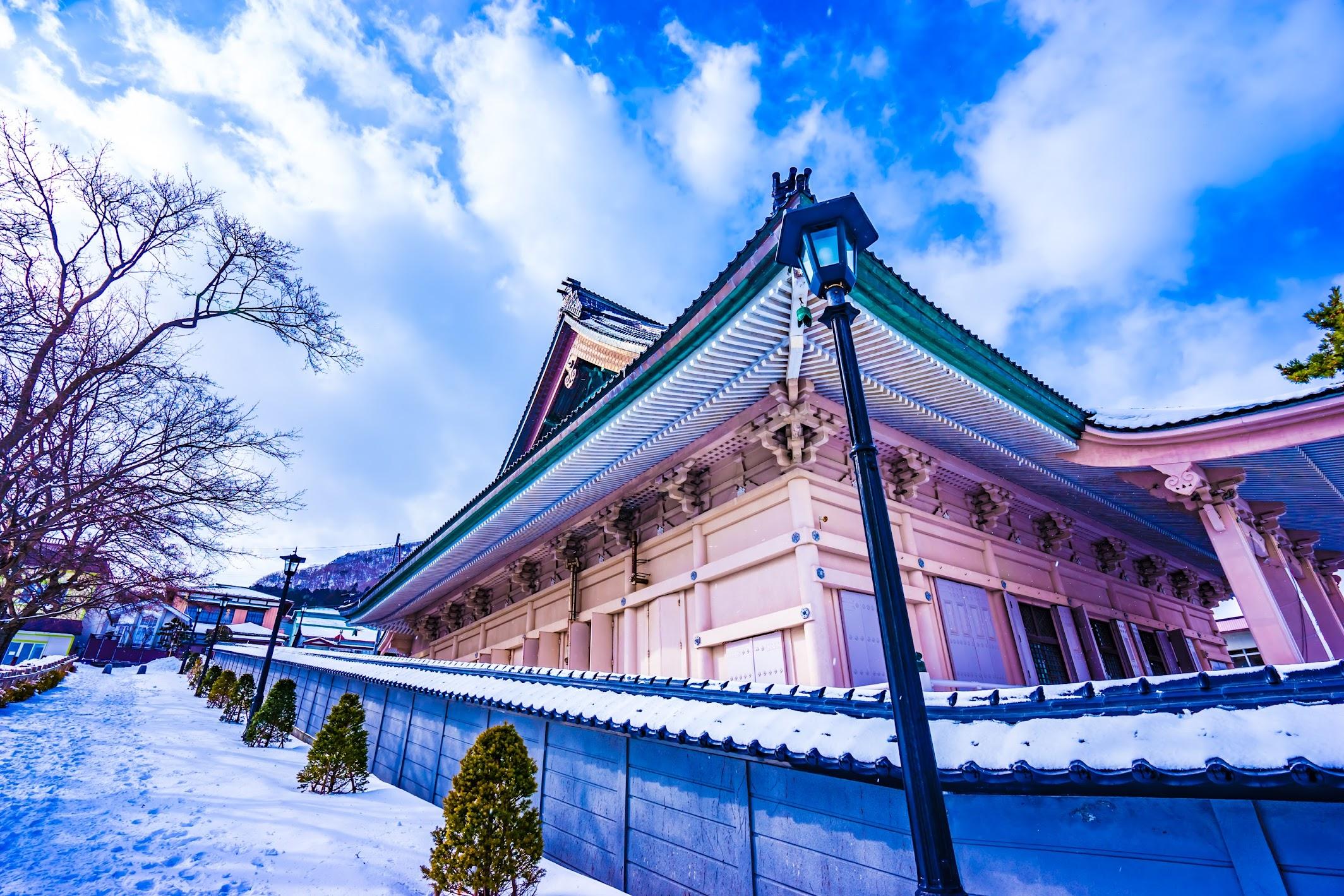 Higashi Honganji Temple Hakodate Branch2