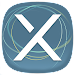 X theme For EMUI 5.X/8.0 (light and dark) icon