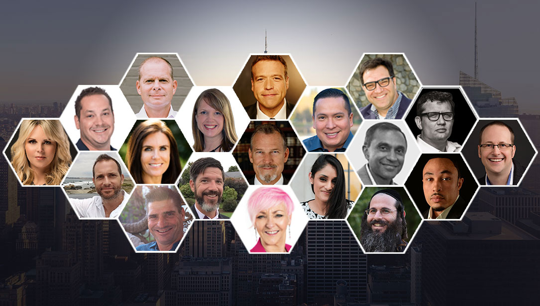 speakers at the Real Estate Masters Summit
