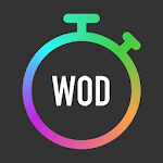SmartWOD Timer - WOD Timer for CrossFit workouts Icon