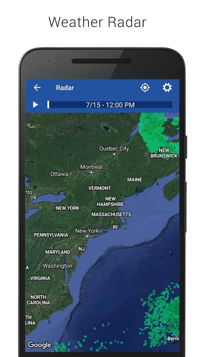 Digital clock & world weather Screenshot 11