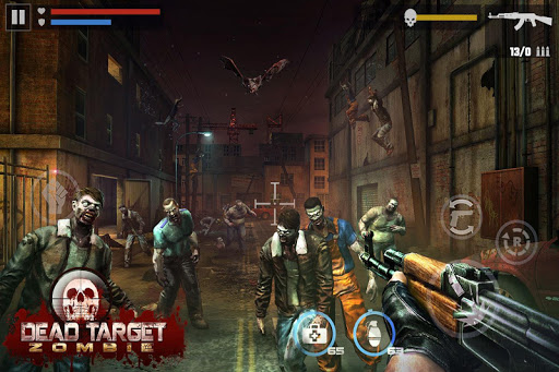 DEAD TARGET: Zombie Shooting screenshots 12