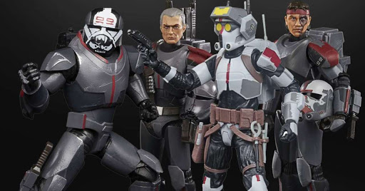 Grab Star Wars: The Bad Batch Black Series Figures For Star Wars Day 2021