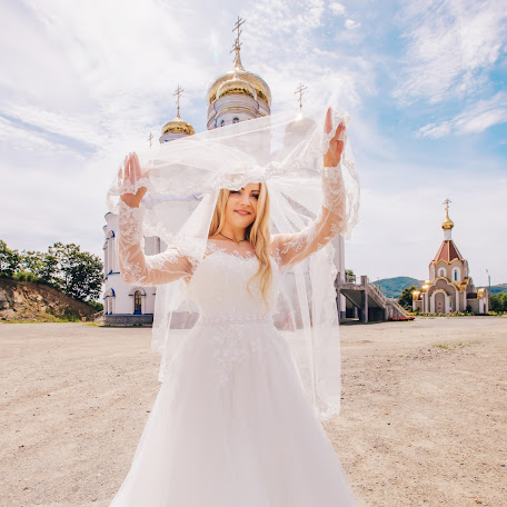 Wedding photographer Svetlana Efimovykh (bete2000). Photo of 09.11.2017
