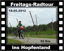 Photo: 18.05.2012 - Hopfenland Radtour