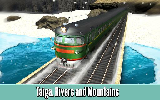 Russian Train Driver Simulator  screenshots 3