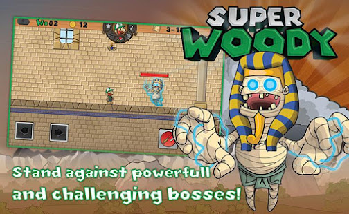 Super Woody with Lost World