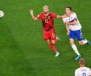 """Yannick Carrasco en concurrence avec Eden Hazard: """"Des qualités différentes"""""""