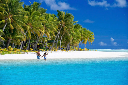 cook-islands-One-Foot-Island.jpg - Enjoy the beauty of One Foot Island, part of the Cook Islands.