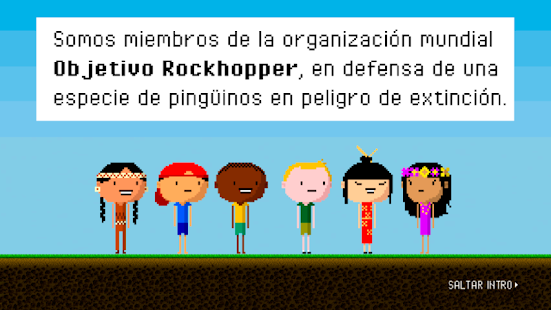 Objetivo Rockhopper- screenshot thumbnail
