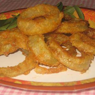 Onion Rings With No Eggs Recipes.