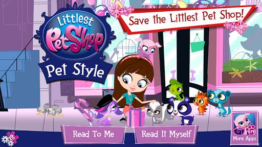 Littlest Pest Shop: Pet Style