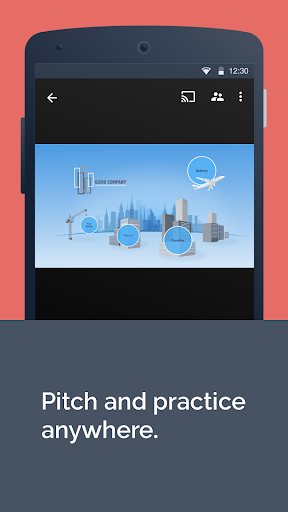 Prezi Viewer screenshot