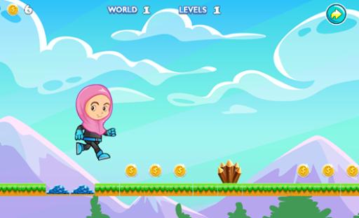 Kun Anta : Run & Jump Games Free 1 screenshots 6